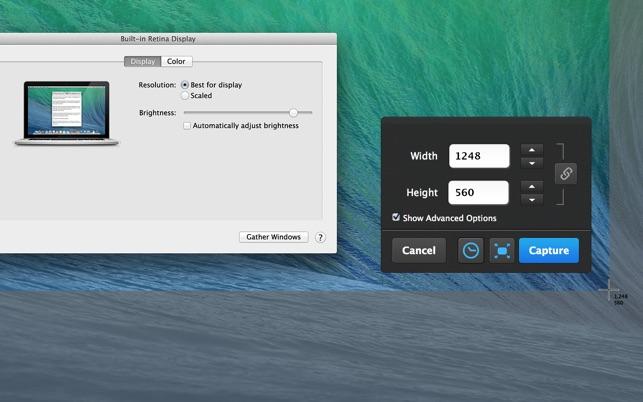 Skitch - Aufnehmen, Markierung, Senden Screenshot