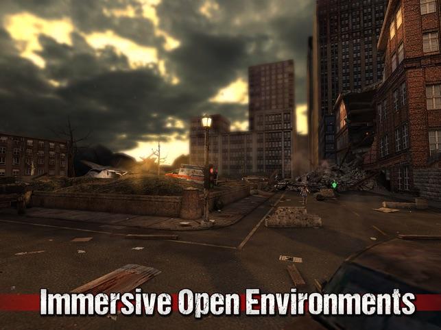 2013: Infected Wars Screenshot
