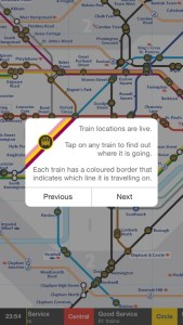 Tube Map Live by Andy Drizen Tube Map Live