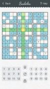 Sudoku New、面白いテーブルゲームの一つで、どの年齢の方にでもお楽しみ頂けるパズルです。スクリーンショット3