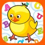 BubbleABC: English for toddlers and alphabet ABC for children of any age, pop bubbles with fancy letters and funny pictures!