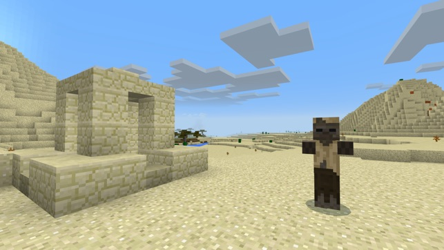 Minecraft: Apple TV Edition Screenshot
