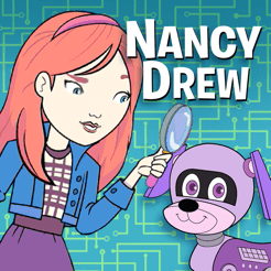 ‎Nancy Drew Codes and Clues Mystery Coding Game
