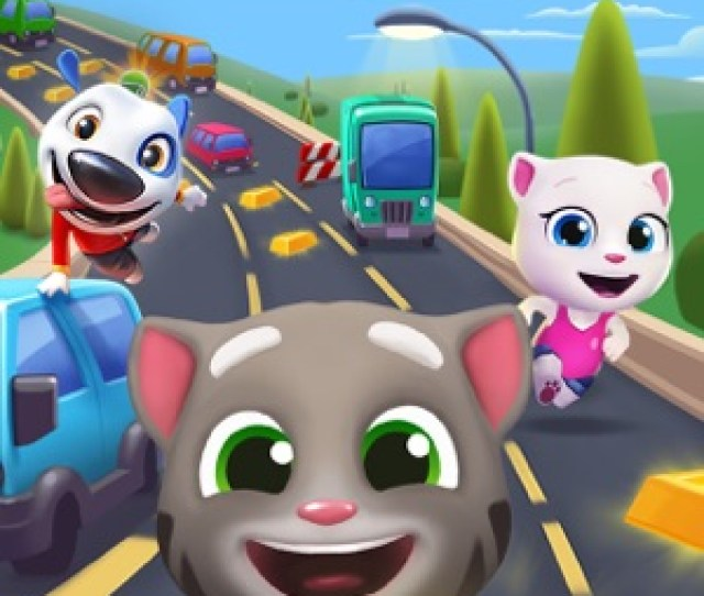 Talking Tom Gold Run On The App Store
