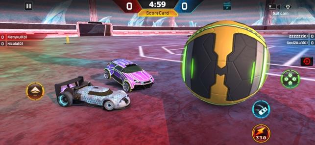 Turbo League Screenshot