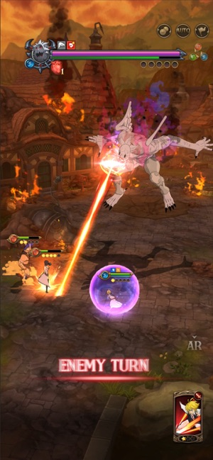 七つの大罪 光と闇の交戦 : グラクロ Screenshot