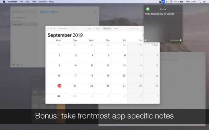 Focus - Highlight front window Screenshot 04 9nluqkn