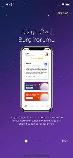 Moyra: Astroloji ve Burçlar Screenshot