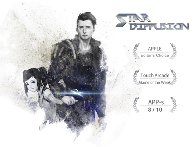 ‎Star Diffusion Screenshot