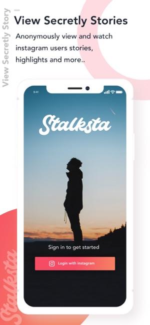 Stalksta | Stalk for instagram Screenshot
