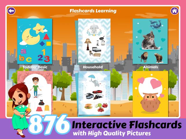 Pre K Preschool Learning Games Screenshot