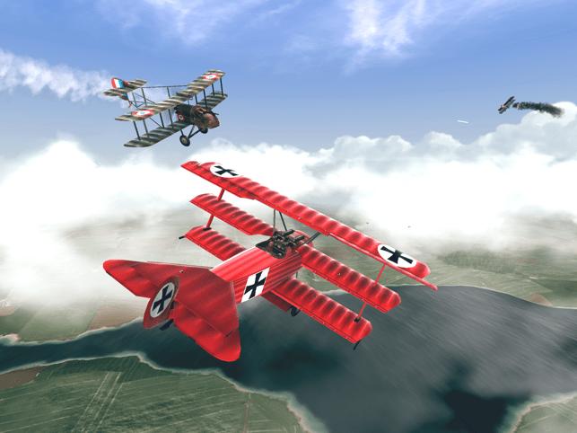 Warplanes: WW1 Sky Aces Screenshot