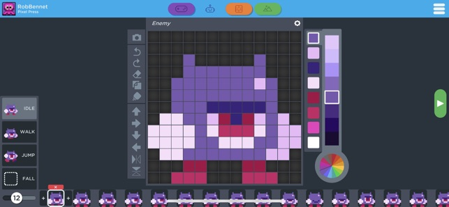 Bloxels EDU Screenshot