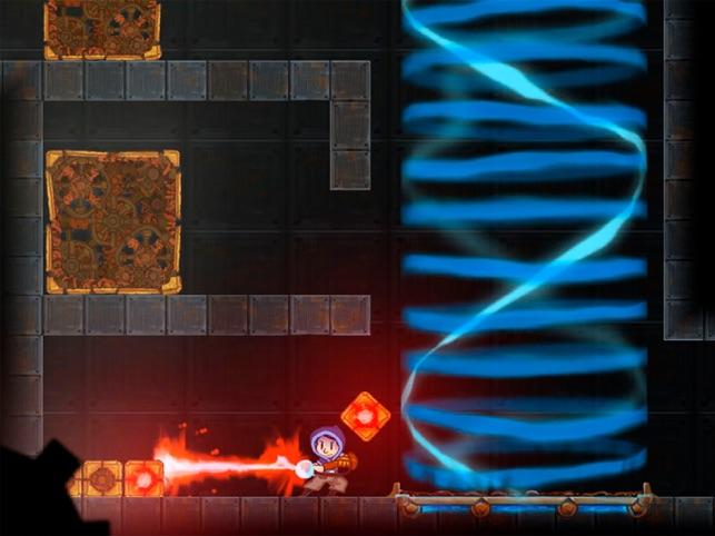 Teslagrad Screenshot