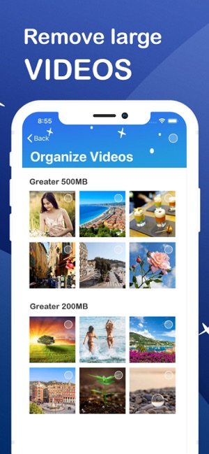 Files Manager & Photo Cleaner Screenshot