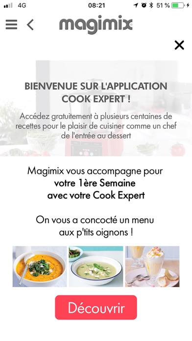 telecharger cook expert pour iphone