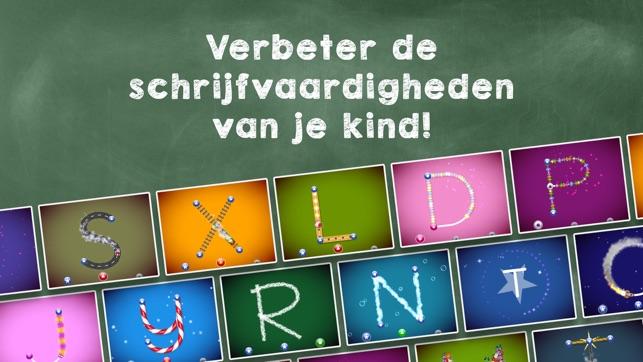 LetterSchool - Leren schrijven Screenshot