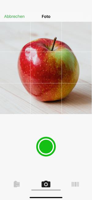 Kalorienzähler von FatSecret Screenshot