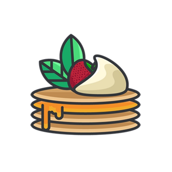 Food and Snacks Stickers