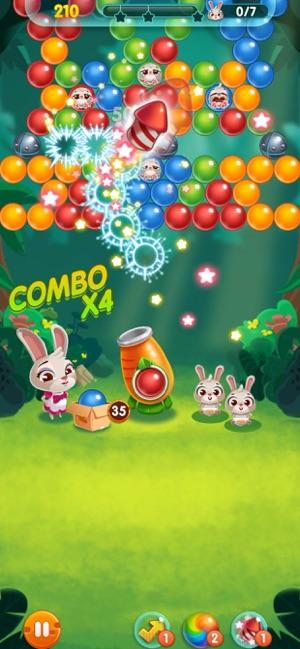 Bunny Pop! Screenshot