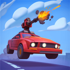 Rage of Car Force Juegos Coche