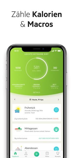 Lifesum: Diät Pläne & Rezepte Screenshot