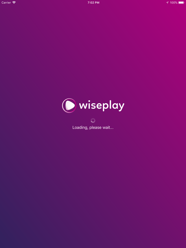 Wiseplay Screenshot