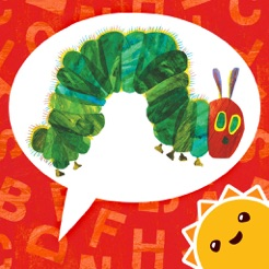 ‎The Very Hungry Caterpillar– First Words