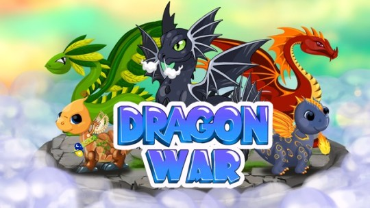 Dragon War  Dragons Fighting   Battle game on the App Store Screenshots