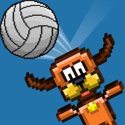 Pixel Volley