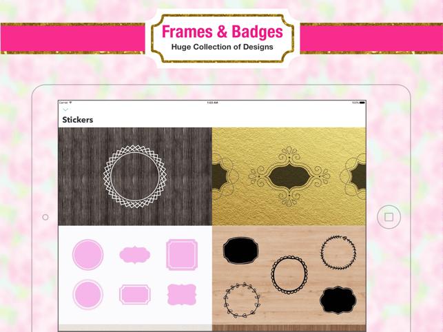 Monogram Wallpapers Lite Screenshot