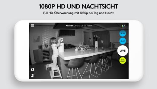 520x293bb Smart Home: Logi Circle - WLAN Kamera im Test Entertainment Gadgets Reviews Software Technology Testberichte Web