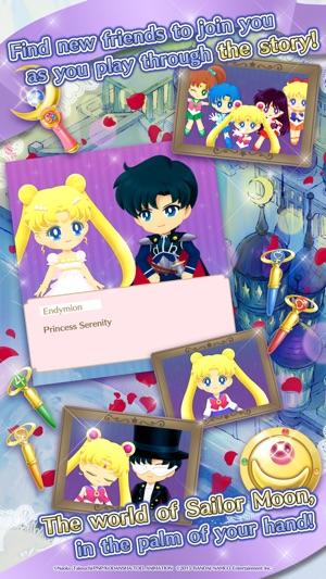 Sailor Moon Drops Screenshot