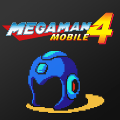 ‎MEGA MAN 4 MOBILE