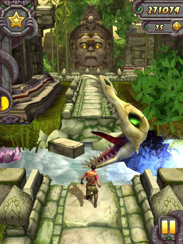 Temple Run 2 Screenshot