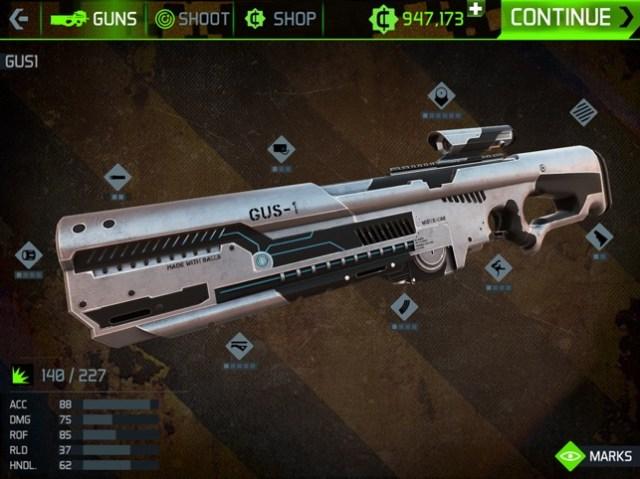Overkill Screenshot