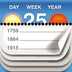 Calendarium: el día de hoy