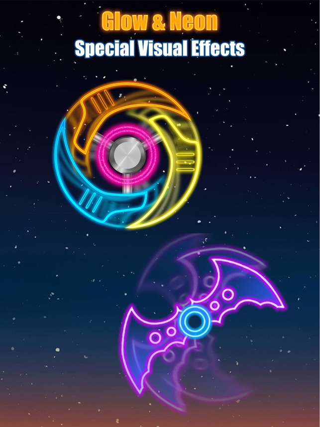 Fidget Hand Spinner Screenshot