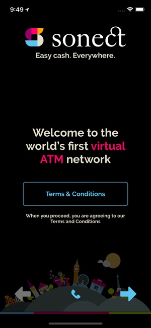 SONECT Screenshot