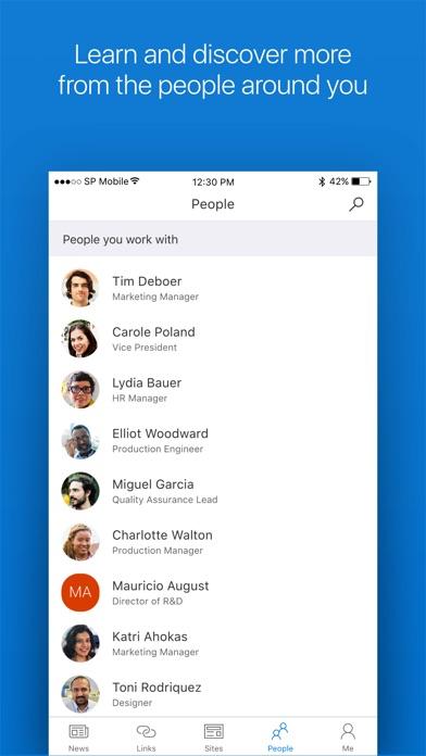 Microsoft SharePoint Screenshot - www.office.com/setup