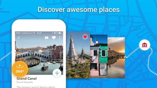 Sygic Travel Trip Planner Screenshot