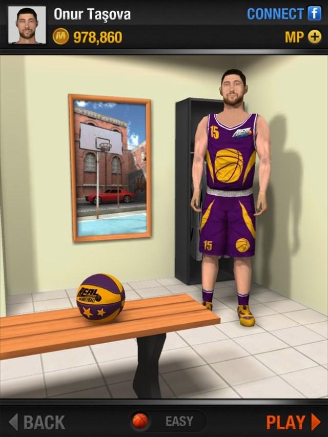 Real Basketball Screenshot