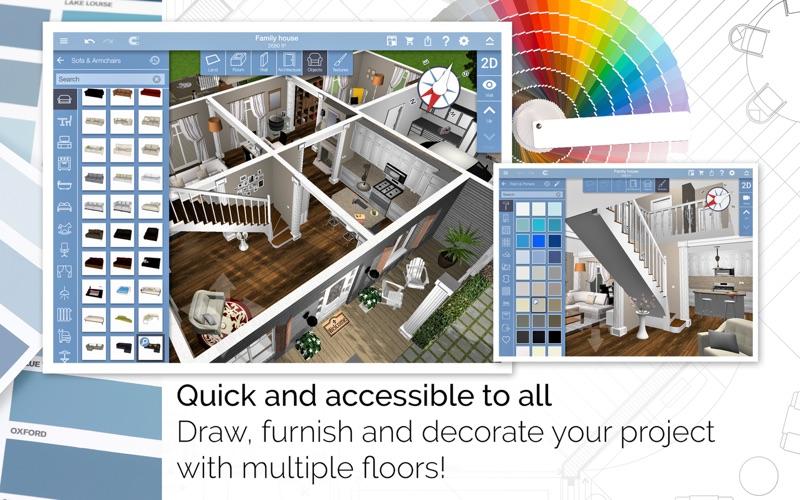 Home Design 3D GOLD App Data & Review