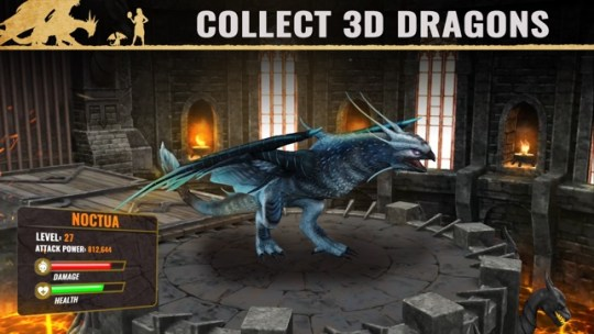 War Dragons on the App Store Screenshots