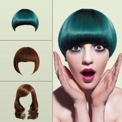 Hair Style Salon&Color Changer