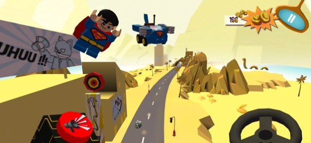 LEGO® DC Super Heroes Chase Screenshot