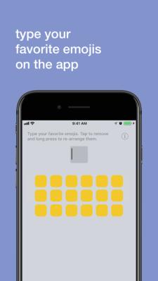 696x696bb - Fixmoji, añade los emoji que más utilices en un teclado para iPhone