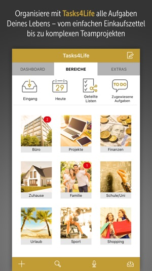 Tasks4Life Screenshot