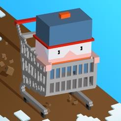 Silly Slide -- Retro 3D Arcade