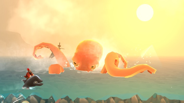 ‎Run-A-Whale Screenshot